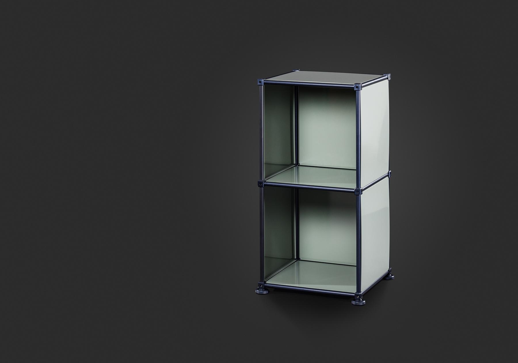 ARUMI Modul N°2 Gestell zwei ohne Türe
