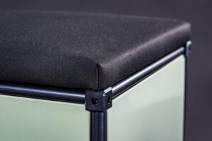 ARUMI Sitz im Detail